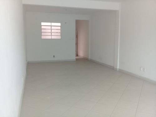 Sala Comercial Para Alugar, 50 M² Por R$ 1.600/mês - Centro - Santos/sp - Sa0136
