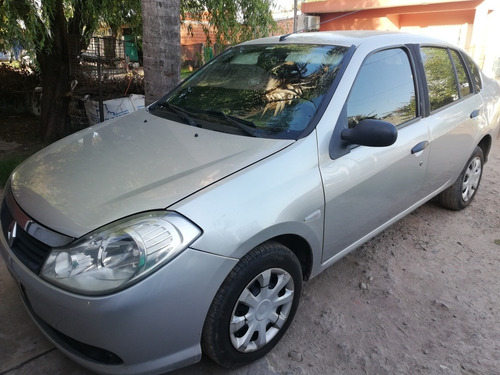 Imagen 1 de 8 de Renault Symbol 2011 1.6 16v Pack