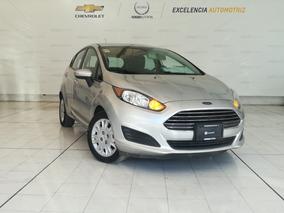 Ford Fiesta 1.6 S Hatch Backmt 2014 Credito Agencia Garantia