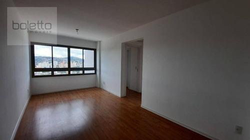 Apartamento Com 2 Dormitórios Para Alugar, 63 M² Por R$ 2.000,00/mês - Jardim Botânico - Porto Alegre/rs - Ap1782
