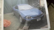 Deportivo Mazda Mx3 1,8cc V6 24v. 93.