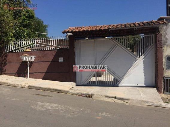 Casa Residencial À Venda, Jardim Belcito, São Paulo - Ca2092. - Ca2092