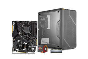 Computadora Pc Gamer Gtx 1660ti 6gb Ryzen 5 1tb 8gb 80+ Tuf