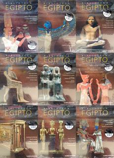Biblioteca Egipto - La Nacion - Varios