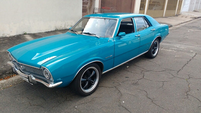Ford Maverick V8 4 Portas