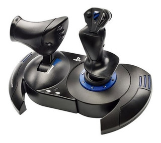 Joystick Ps4 Pc Simulador Vuelo Thrustmaster Tflight Hotas 4