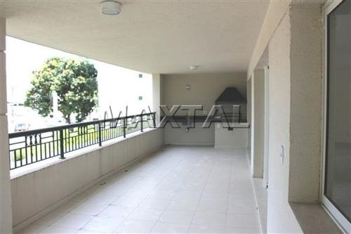 Apartamento De Alto Padrão Novo Na Braz Leme - Mi73573