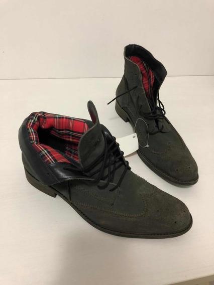 Sapato Masculino Camurça Tam. 41