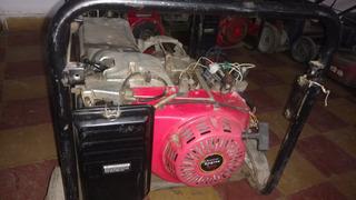 Motor 13 Hp .arranque Eléctrico Y Manual Andando