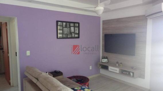 Apartamento Com 2 Dormitórios À Venda, 76 M² Por R$ 285.000 - Higienópolis - São José Do Rio Preto/sp - Ap2196