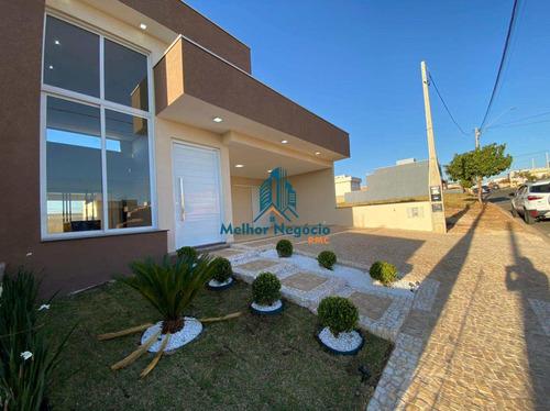 Imagem 1 de 19 de Casa Com 3 Dorms, Parque Ortolândia, Hortolândia - R$ 713 Mil, Cod: Ca1224 - Vca1224