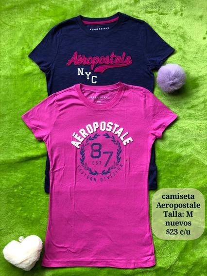Camisetas Y Buzos Aeropostal Originales Para Mujer
