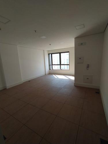 Imagem 1 de 10 de Sala, 32 M² - Venda Por R$ 425.000,00 Ou Aluguel Por R$ 1.300,00/mês - Royal Park - São José Dos Campos/sp - Sa0839