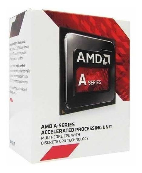 Pc Gamer Amd A6 7480   8gb Ram   Hd 500gb   Radeon Hd 8470d