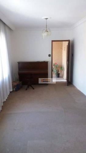 Casa Com 4 Dormitórios (1 Suíte) À Venda, 193 M² Por R$ 955.000 - Centro - São Bernardo Do Campo/sp - Ca0819