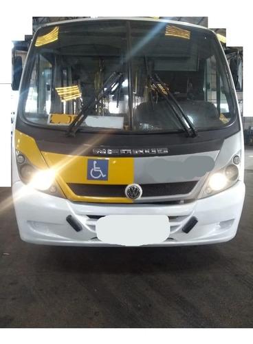 Micro Neobus Vw (2013/2013) Motor Novo