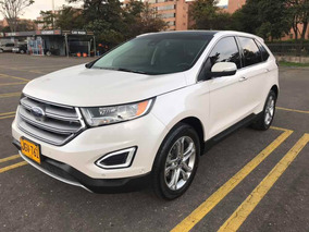 Ford Edge Limited Titanium Awd At 3500cc 4x4 2017