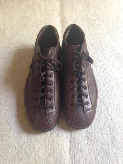 Zapatos Marca Prada Con Suela De Goma T 43