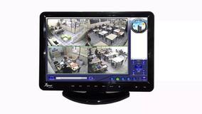 Conjunto De Tv 15,4,pol De Alta Definição + Monitor + Dvd