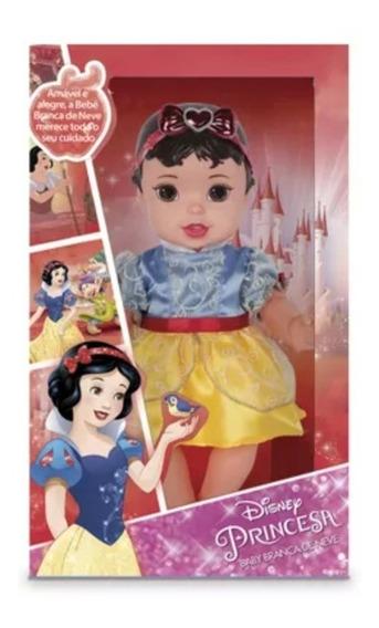 Branca De Neve Boneca Princesa Disney Baby 6435 Mimo
