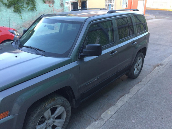 Jeep Patriot Base X 5vel Aa Abs Ba 4x2 Mt 2012