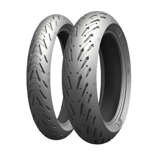 Par Pneu 120/70-17+180/55-17 Michelin Road 5 Cbr Gsx R1 Zx6