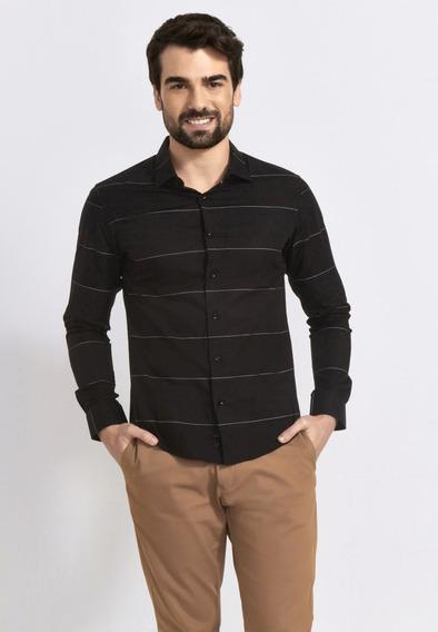 Camisa Slim Zero