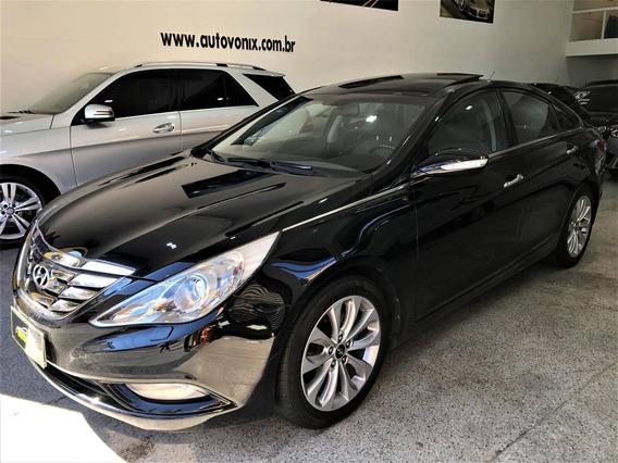 Hyundai Sonata 2.4 182cv Aut. 2013 Teto Solar-oportunidade