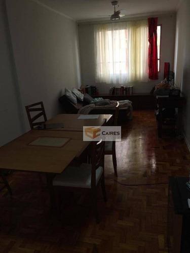 Apartamento Com 3 Dormitórios À Venda, 93 M² Por R$ 299.000,00 - Centro - Campinas/sp - Ap7339