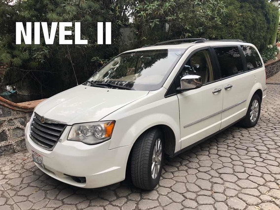Blindada Chrysler Town & Country 3.8 Limited At 2008