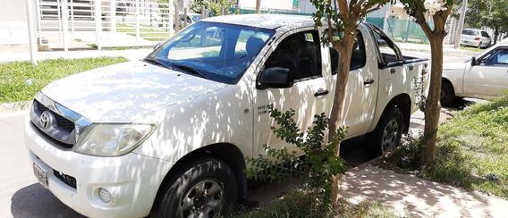 Toyota Hilux 2009 Dx Con Cierre Y Alarma