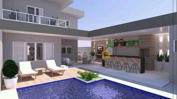 Casa Com 3 Dormitórios À Venda, 240 M² Por R$ 950.000 - Jardim Souza Queiroz - Santa Bárbara D