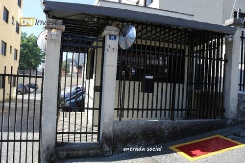 Apartamento Para Alugar No Bairro Vila Tijuco Em Guarulhos - - 250-2