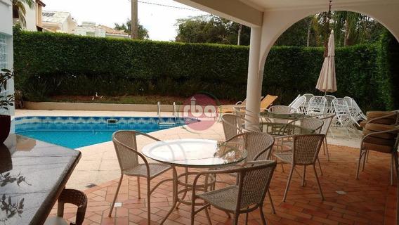 Casa Residencial À Venda, Condomínio Tivoli Park, Sorocaba. - Ca0058