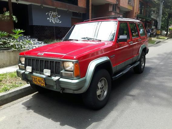 Jeep Cherokee 4.0 Laredo Automatica