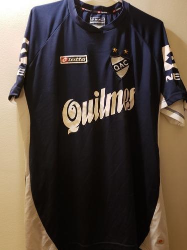 Camiseta Quilmes Temporada 2010/ 2011