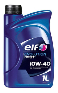 Aceite Elf Evolution 700st Semisintetico 10w40 1 Litro