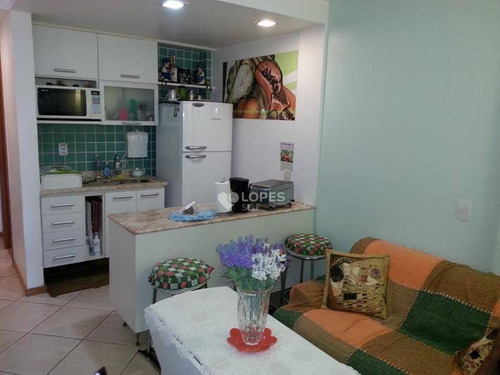 Apartamento À Venda, 42 M² Por R$ 285.000,00 - Itaipu - Niterói/rj - Ap43906