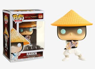 Funko Pop Raiden
