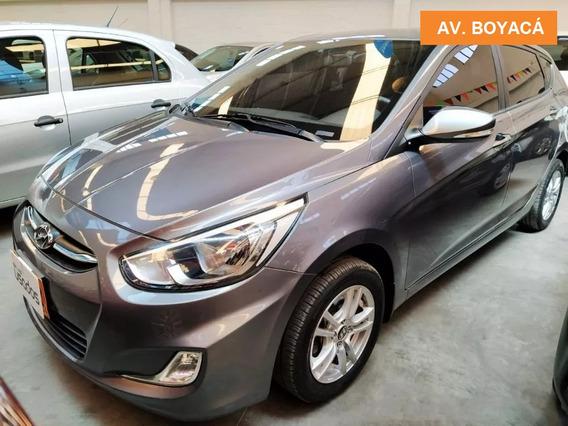 Hyundai Accent I25 Fe 1.6 5p 2016 Iwn982
