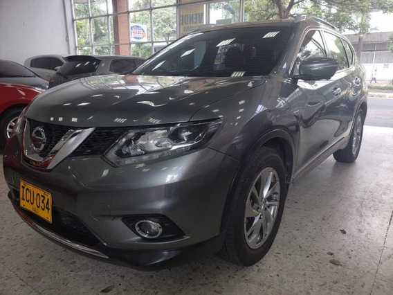 Nissan X-trail 2015 At
