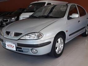 Renault Megane F/2 Rxe 4p Td Abs Cu 2001