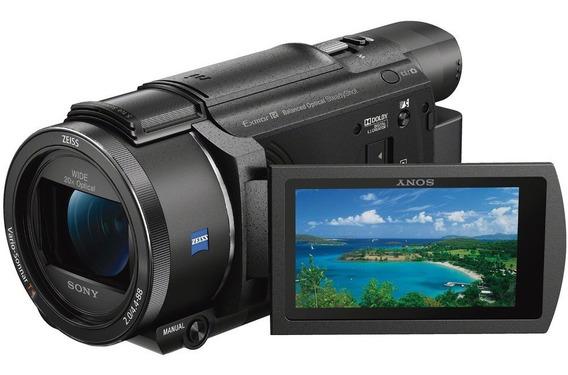 Sony Fdr Ax53 4k Ultra Hd Handycam Filmadora
