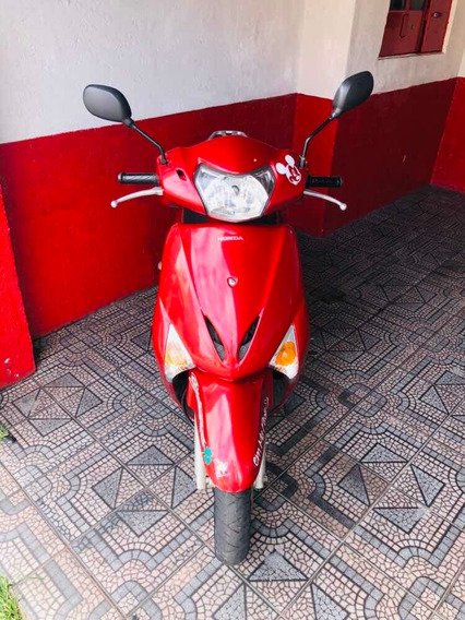 Honda Lead Delux 110 2011