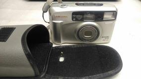 Câmera Fotográfica Analógica Samsung Máxima Zoom 80ti