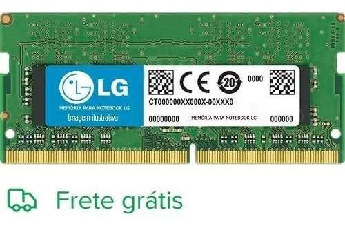 Memória 4gb Ddr3 Notebook Lg P430-k.be44p1 Mm1nc
