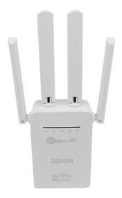 Repetidor Wifi 2800m 4 Antenas Amplificador De Sinal Pixlink