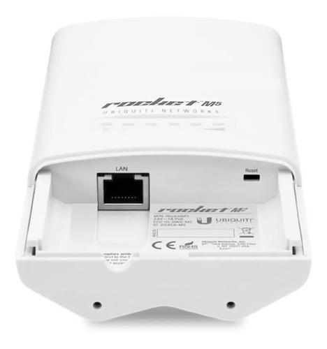 Imagen 1 de 1 de Router Ubiquiti Rocketm5 5.8ghz Exterior 150mbps Airmax Wisp