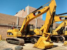 Excavadora Cat 320dl