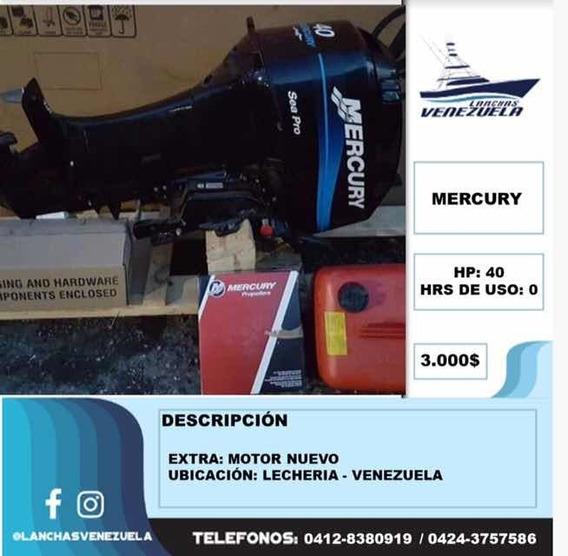 Motor Mercury 40 Hp Lv48